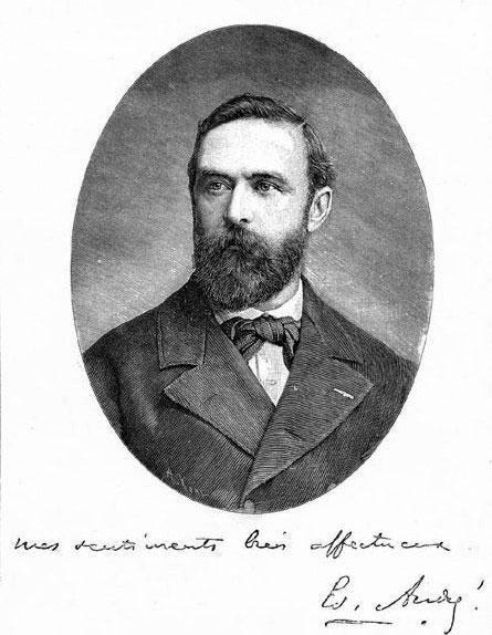 Эдуард Андрэ